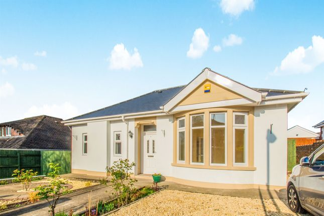 Thumbnail Detached bungalow for sale in Manor Rise, Whitchurch, Cardiff