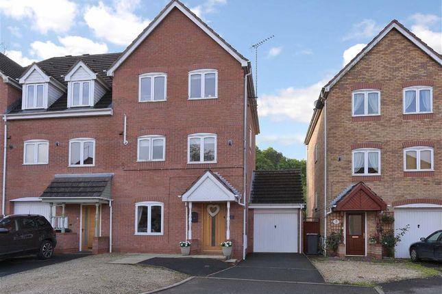 Thumbnail Town house to rent in The Stewpony, Stourton, Stourbridge