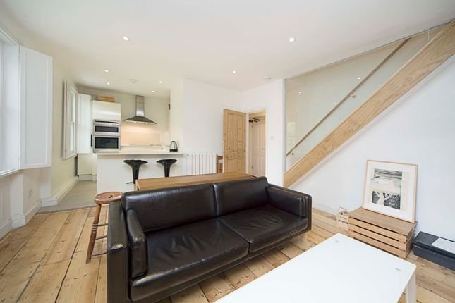 Thumbnail Flat to rent in Camden Road, Camden Town, London