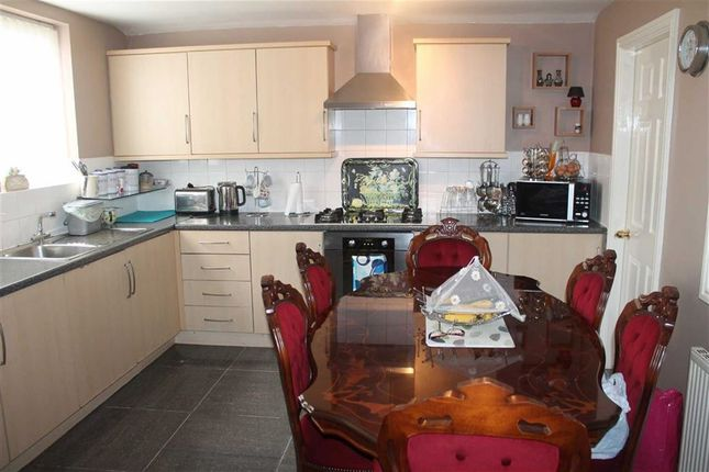 Dining Kitchen of Cuthbert Avenue, Levenshulme, Manchester M19
