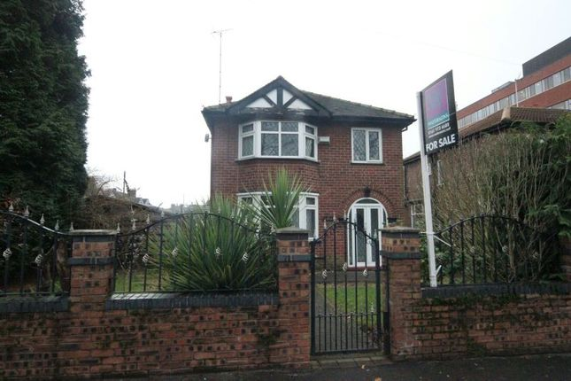 Thumbnail Detached house for sale in Sibson Road, Sale