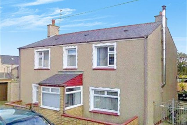Thumbnail Detached house for sale in Maeshyfryd Road, Holyhead, Anglesey