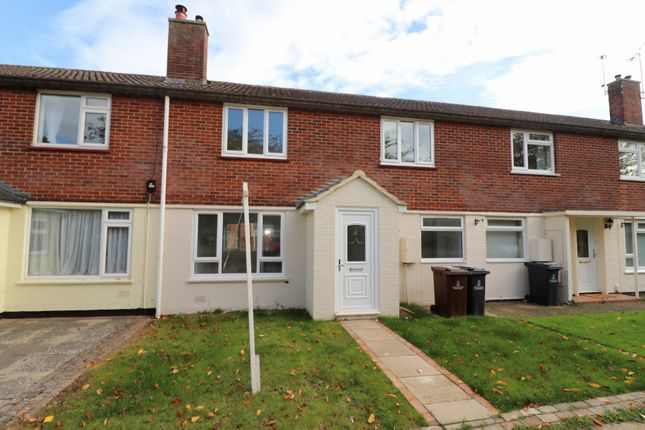 Thumbnail Terraced house for sale in Elmwood Avenue, Colchester