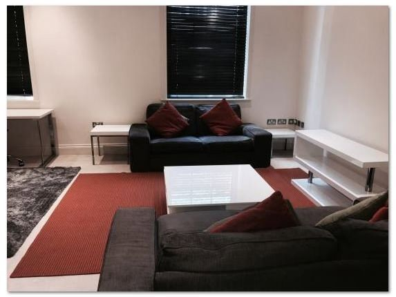 Thumbnail Flat to rent in Winckley Street, Preston