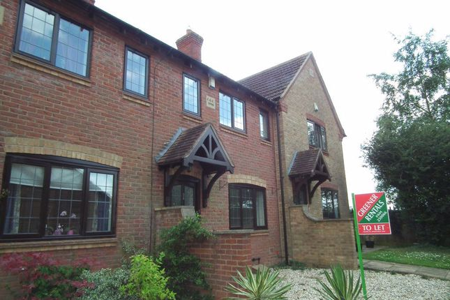 2 bed property to rent in Lunchfield Lane, Moulton, Northampton NN3