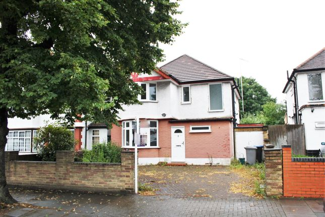 Thumbnail Detached house for sale in Preston Road, Wembley, Middlesex