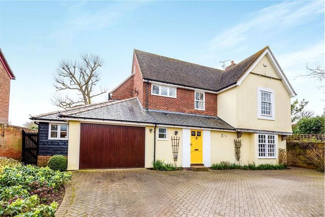 Thumbnail Detached house for sale in Orchard Road, Kelvedon, Colchester