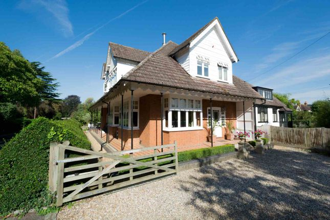 Thumbnail Detached house for sale in Abbotsbrook, Bourne End