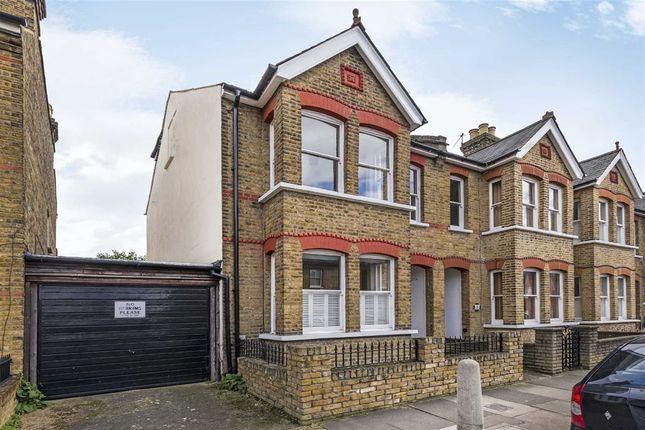 Thumbnail Semi-detached house for sale in Heath Gardens, Twickenham