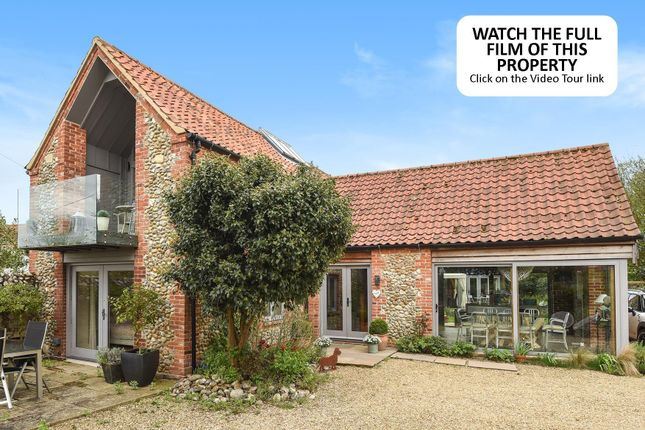 Thumbnail Barn conversion for sale in Langham Road, Binham, Fakenham