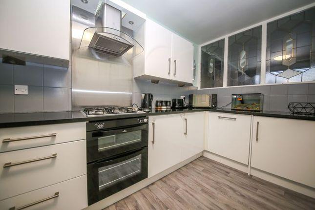 Kitchen of Kelway Terrace, Whelley, Wigan WN1