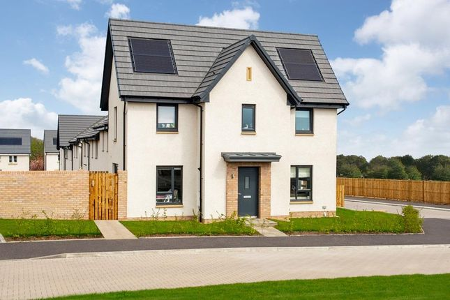 """Thumbnail 3 bed end terrace house for sale in """"Abergeldie"""" at Frogston Road East, Edinburgh"""