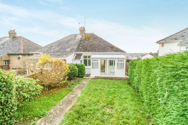Thumbnail Detached bungalow for sale in Ivanhoe Road, St Budeaux, Plymouth