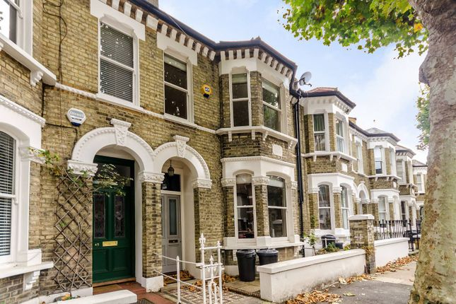 Thumbnail Terraced house to rent in Amerland Road, East Putney, London