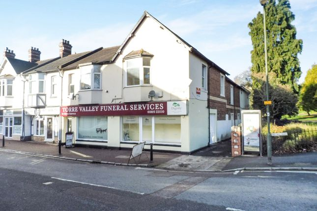 Thumbnail Flat for sale in Old Mill Road, Torquay