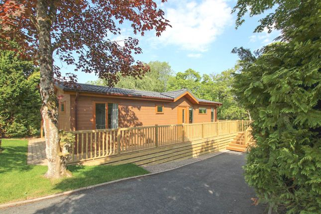Thumbnail Lodge for sale in Caer Beris Holiday Lodges, Llanynis, Builth Wells
