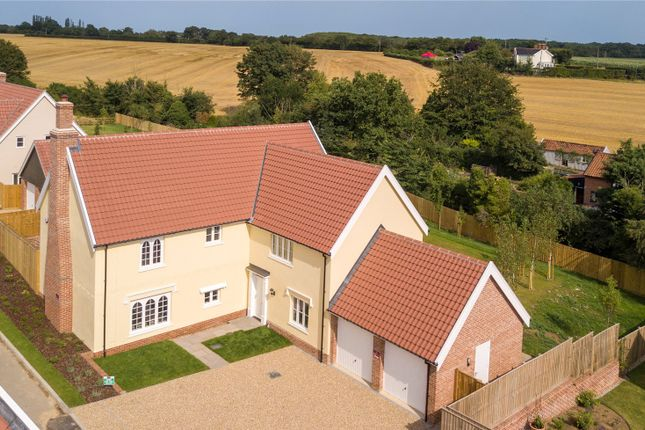 Thumbnail Detached house for sale in Plot 2, The Skipper, Earls Meadow, The Street, Easton, Woodbridge
