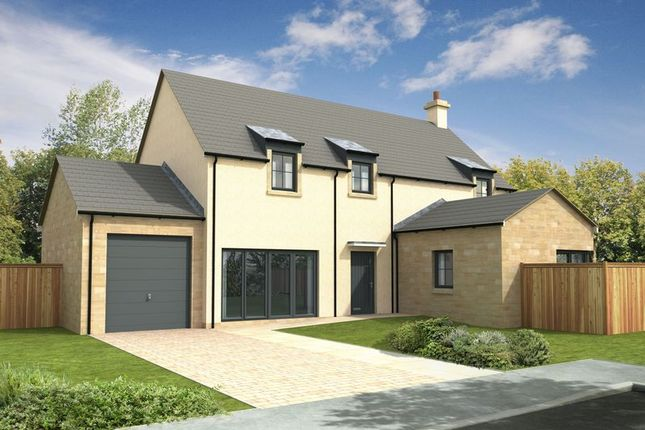 Thumbnail Detached house for sale in Plot 10, The Torridon, Coatburn Green, Melrose