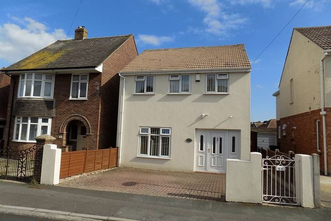 Thumbnail Detached house for sale in Wardcliffe Road, Weymouth, Dorset