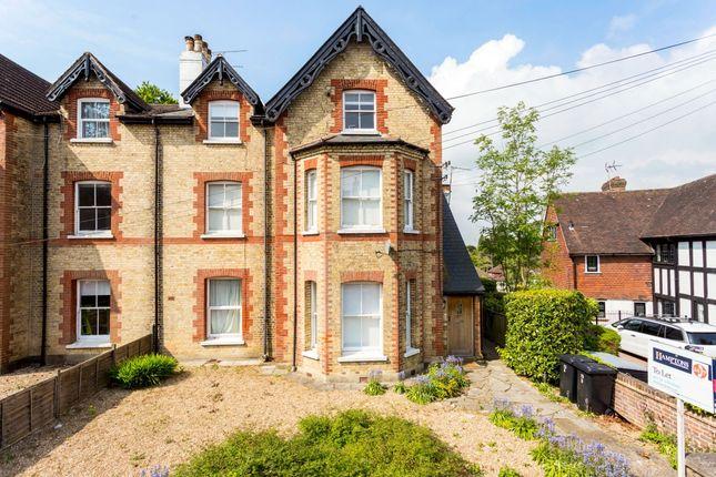 Thumbnail Flat to rent in Granville Road, Sevenoaks