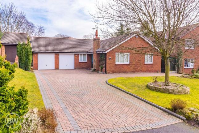 Thumbnail Detached bungalow for sale in Brimfield Avenue, Tyldesley, Manchester