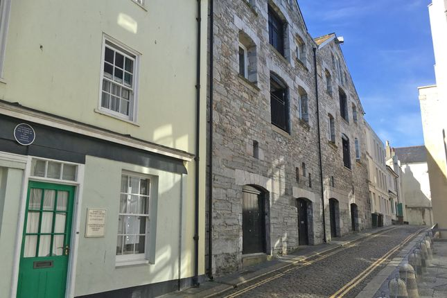 Thumbnail Flat for sale in Castle Dyke Lane, The Barbican, Plymouth, Devon