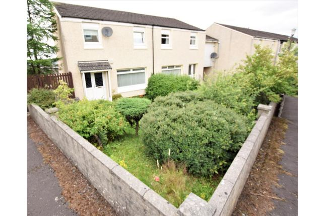 Thumbnail End terrace house for sale in Arranview Street, Airdrie
