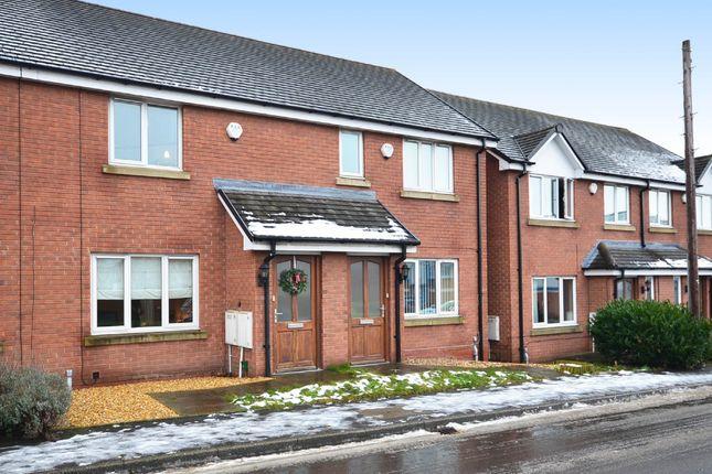 Thumbnail Mews house to rent in Bridgewood Street, Longton, Stoke-On-Trent