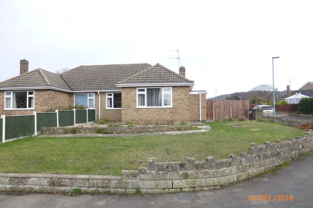 Thumbnail Detached bungalow to rent in Ellenborough Road, Bishops Cleeve, Cheltenham