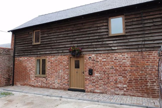 Thumbnail Semi-detached house to rent in 6, Edderton Barns, Forden, Welshpool, Powys