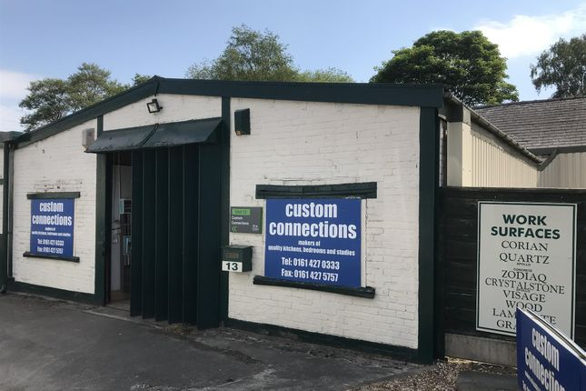 Thumbnail Industrial for sale in Chadkirk Industrial Estate, Vale Road, Romiley, Stockport