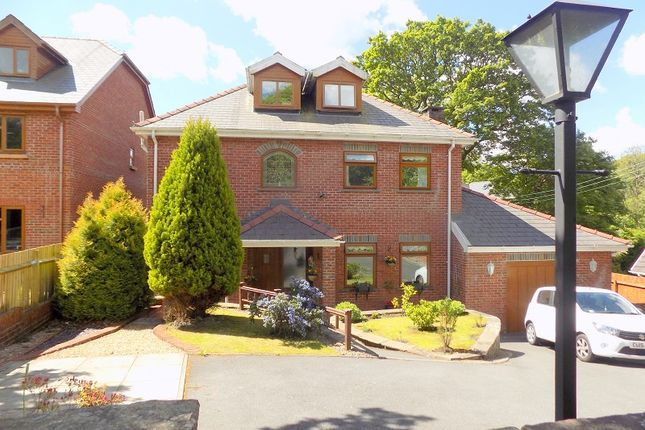 Thumbnail Detached house for sale in Llwynllanc Lane, Crynant, Neath, Neath Port Talbot.