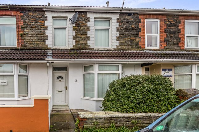 Thumbnail Terraced house for sale in New Park Terrace, Treforest, Pontypridd