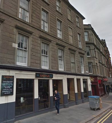 Thumbnail Flat to rent in Nethergate, Flat C, Dundee