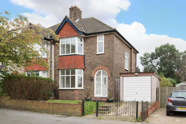 Thumbnail Terraced house to rent in Pasture Road, London