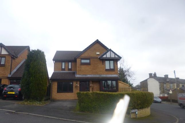 Thumbnail Detached house for sale in Acrefield, Padiham