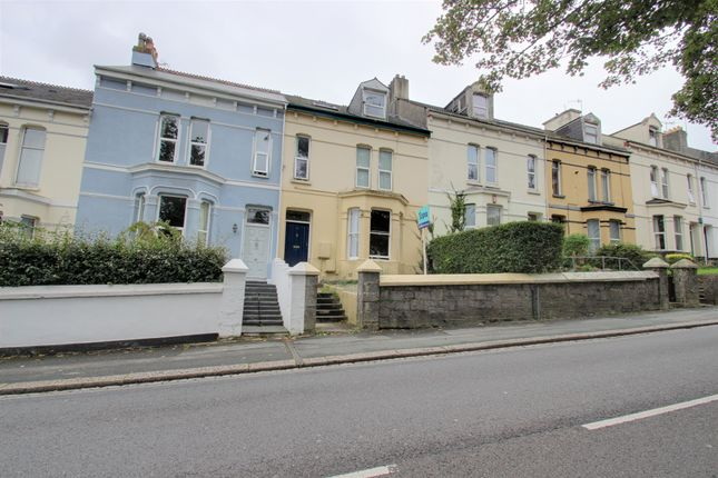 Thumbnail Maisonette for sale in Alexandra Road, Mutley, Plymouth