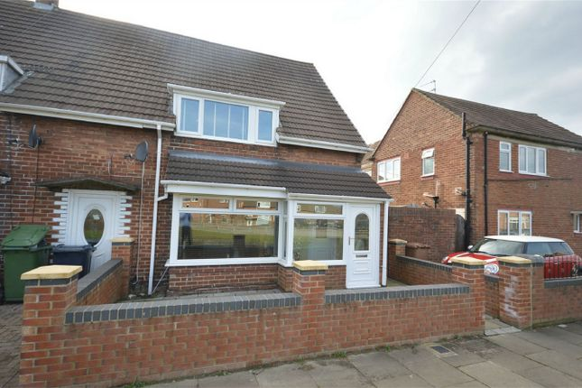 3 bed semi-detached house to rent in Campbell Road, Hylton Castle, Sunderland, Tyne And Wear