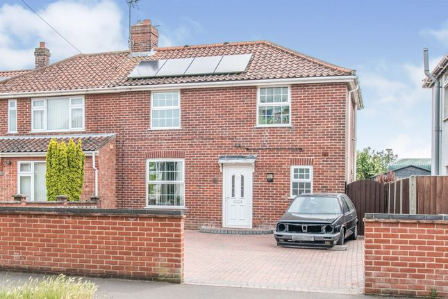 3 bed semi-detached house for sale in Bignold Road, Norwich NR3