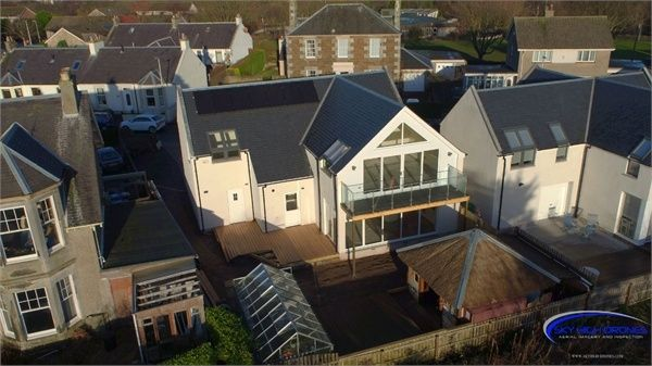 Thumbnail Detached house for sale in Bali Gardens, 20 Woodlands Road, Lundin Links, Fife