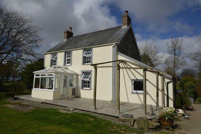 Thumbnail Farm for sale in Brynseir, Lledrod, Aberystwyth, Ceredigion