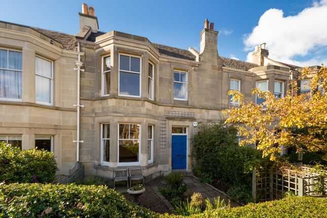 Thumbnail Terraced house for sale in Murrayfield Gardens, Edinburgh