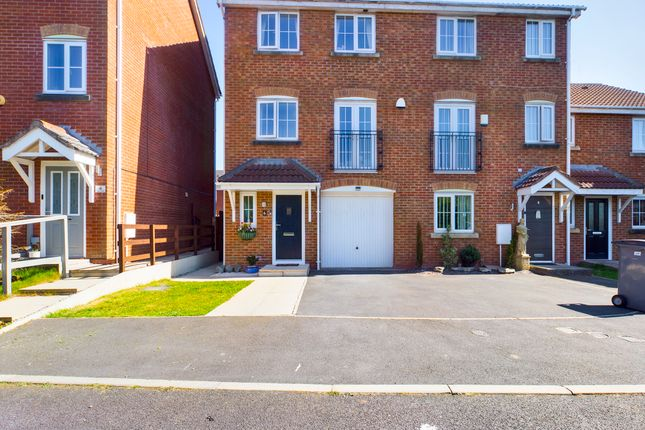 4 bed terraced house for sale in Keats Close, Bispham, Blackpool FY2