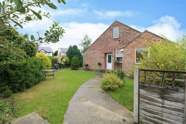 Thumbnail Semi-detached bungalow for sale in Heath Road, Wivenhoe, Colchester