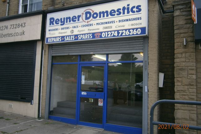 Thumbnail Retail premises to let in 8556 Manchester Road, Bradford
