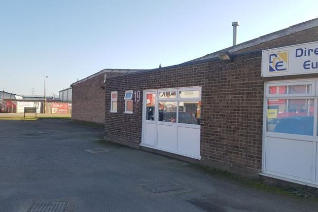 Thumbnail Industrial to let in Unit, 19, Purdeys Way, Purdeys Industrial Estate, Rochford