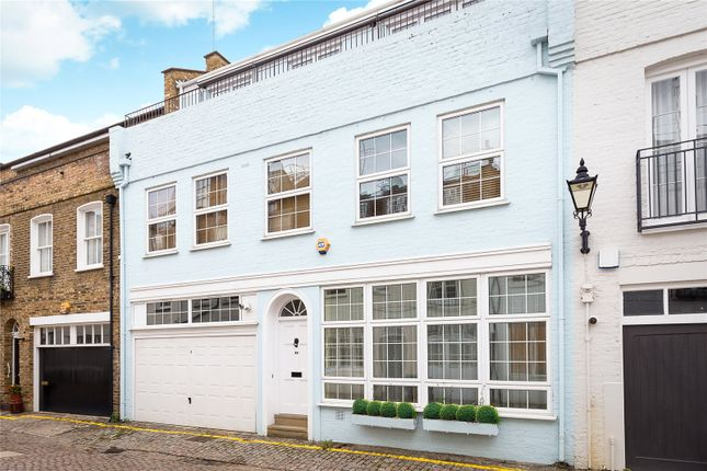 Thumbnail Mews house for sale in Princes Gate Mews, London