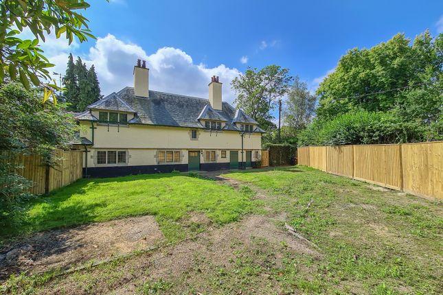 Thumbnail Terraced house to rent in Cansiron Lane, Cowden, Edenbridge