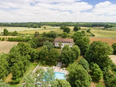 8 bed property for sale in St-Claud, Charente, France