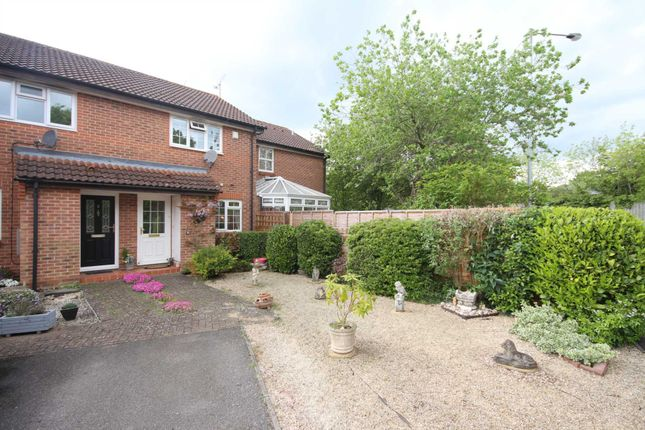 Thumbnail Terraced house to rent in Joseph Court, Warfield, Bracknell